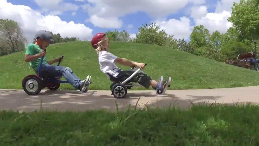 asientos para patinete hoverboard