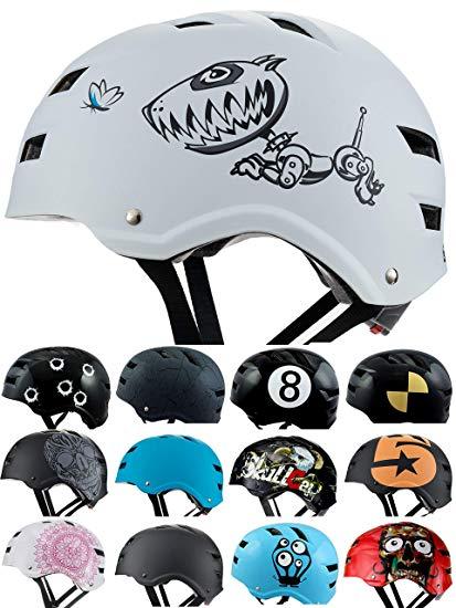 casco para patinete